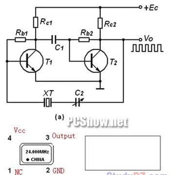 带图破解无源晶振与有源晶振知识