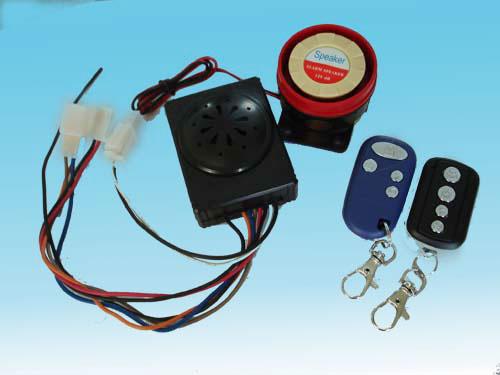 电动自行车防盗器内部为什么依靠晶振才能运转