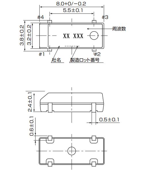 日本KDS晶振代理商,DMX-26S无源晶振,32.768K数字电表晶振,音叉型石英晶体谐振器,晶振产品本身具备优良的耐热性,耐环境特性,在办公自动化,家电领域,移动通信领域可发挥优良的电气特性,符合无铅标准,满足无铅焊接的回流温度曲线要求,金属外壳的石英晶振使得产品在封装时能发挥比陶瓷晶振外壳更好的耐冲击性能.