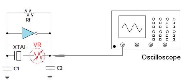 什么是晶振电路匹配电容